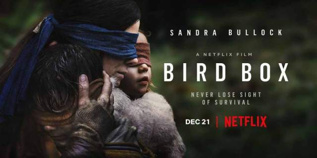 Bird Box An Excellent Execution In Setting Everything Else Falters